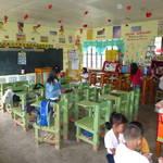 フィリピン共和国ダバオ市の小学校へ保健室設置