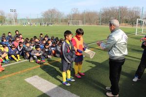 東京調布むらさきロータリークラブ杯 第20回調布市少年サッカー大会5年生大会