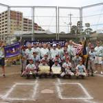 東京調布むらさきロータリークラブ旗 第42回調布市少年野球連盟春季大会