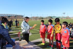 東京調布むらさきロータリークラブ杯 第21回調布市少年サッカー大会5年生大会