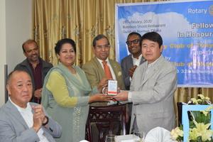 国際奉仕 バングラデシュ