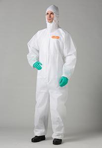 東レ 社製 化学防護服