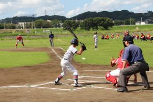 東京調布むらさきロータリークラブ旗 第44回調布市少年野球連盟春季大会