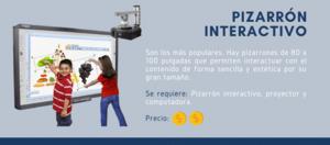 国際奉仕 メキシコ合衆国の公立小学校へ電子黒板を寄贈