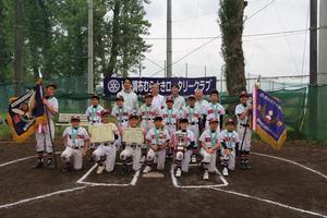 第45回調布市少年野球連盟春季大会